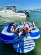 22 ft. Sun Tracker by Tracker Marine Party Barge 22 DLX w/115ELPT 4-S Pontoon Boat Rental Miami Image 27