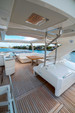 72 ft. 72 Absolute Cruiser Boat Rental Miami Image 3
