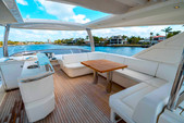 72 ft. 72 Absolute Cruiser Boat Rental Miami Image 4