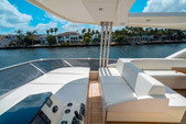 72 ft. 72 Absolute Cruiser Boat Rental Miami Image 6