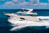 72 ft. 72 Absolute Cruiser Boat Rental Miami Image 19