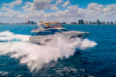 72 ft. 72 Absolute Cruiser Boat Rental Miami Image 26