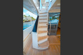 72 ft. 72 Absolute Cruiser Boat Rental Miami Image 45