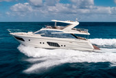 72 ft. 72 Absolute Cruiser Boat Rental Miami Image 51
