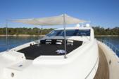 106 ft. 106 Leopard Cantieri Cruiser Boat Rental Miami Image 2