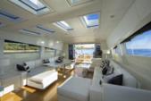 106 ft. 106 Leopard Cantieri Cruiser Boat Rental Miami Image 6