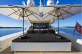 106 ft. 106 Leopard Cantieri Cruiser Boat Rental Miami Image 9