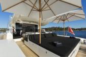106 ft. 106 Leopard Cantieri Cruiser Boat Rental Miami Image 10