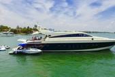 106 ft. 106 Leopard Cantieri Cruiser Boat Rental Miami Image 22