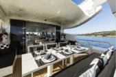 106 ft. 106 Leopard Cantieri Cruiser Boat Rental Miami Image 34