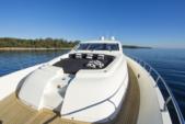106 ft. 106 Leopard Cantieri Cruiser Boat Rental Miami Image 38