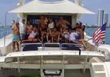 106 ft. 106 Leopard Cantieri Cruiser Boat Rental Miami Image 40