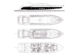 106 ft. 106 Leopard Cantieri Cruiser Boat Rental Miami Image 44