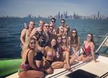 50 ft. Sea Ray Boats 420 Sundancer Cruiser Boat Rental Chicago Image 4