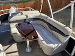 22 ft. Bennington Marine 22SLX Pontoon Boat Rental N Texas Gulf Coast Image 1
