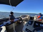 22 ft. Bennington Marine 22SLX Pontoon Boat Rental N Texas Gulf Coast Image 11