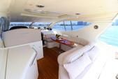 54 ft. Uniesse Boats 55 Motoryacht Cruiser Boat Rental Miami Image 6