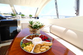 54 ft. Uniesse Boats 55 Motoryacht Cruiser Boat Rental Miami Image 7