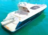54 ft. Uniesse Boats 55 Motoryacht Cruiser Boat Rental Miami Image 4