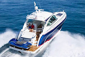 40 ft. Formula Yachts Evelyn 42 Cruiser Boat Rental Miami Image 4