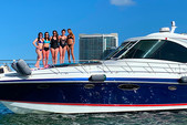 40 ft. Formula Yachts Evelyn 42 Cruiser Boat Rental Miami Image 17