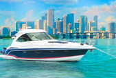 40 ft. Formula Yachts Evelyn 42 Cruiser Boat Rental Miami Image 29