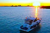 40 ft. Formula Yachts Evelyn 42 Cruiser Boat Rental Miami Image 45