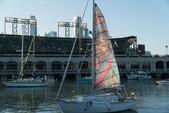 30 ft. Ericson 30 Cruiser Boat Rental San Francisco Image 2