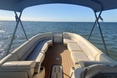 26 ft. Coach Pontoons 250RE Triple Tube Pontoon Boat Rental Tampa Image 1