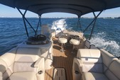 26 ft. Coach Pontoons 250RE Triple Tube Pontoon Boat Rental Tampa Image 2