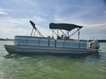 26 ft. Coach Pontoons 250RE Triple Tube Pontoon Boat Rental Tampa Image 4