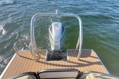 26 ft. Coach Pontoons 250RE Triple Tube Pontoon Boat Rental Tampa Image 19