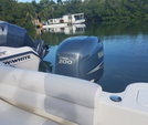 20 ft. Edgewater Powerboats 190 IS Deck Boat Boat Rental The Keys Image 5