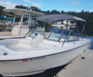 20 ft. Edgewater Powerboats 190 IS Deck Boat Boat Rental The Keys Image 1