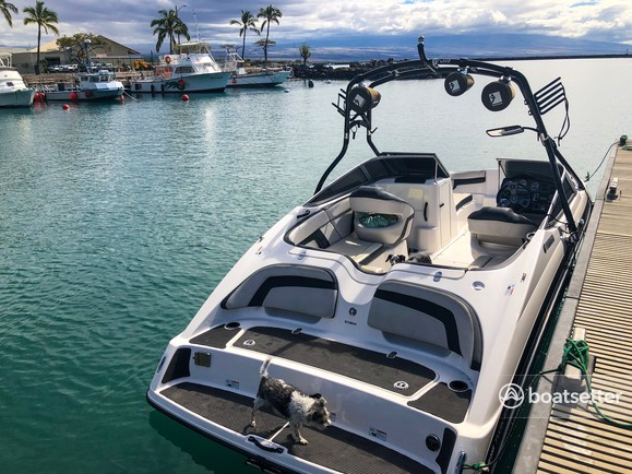 Rent a Yamaha bow rider in Hawaii County, HI near me