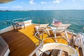 76 ft. 78 Azimut Motor Yacht Boat Rental Miami Image 3