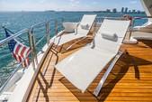 76 ft. 78 Azimut Motor Yacht Boat Rental Miami Image 4
