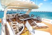 76 ft. 78 Azimut Motor Yacht Boat Rental Miami Image 5