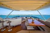 76 ft. 78 Azimut Motor Yacht Boat Rental Miami Image 6