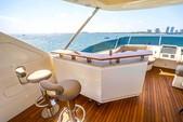 76 ft. 78 Azimut Motor Yacht Boat Rental Miami Image 7