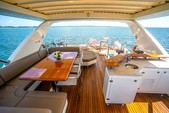 76 ft. 78 Azimut Motor Yacht Boat Rental Miami Image 9