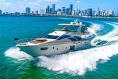76 ft. 78 Azimut Motor Yacht Boat Rental Miami Image 10