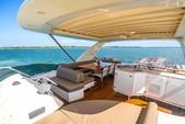 76 ft. 78 Azimut Motor Yacht Boat Rental Miami Image 12