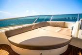 76 ft. 78 Azimut Motor Yacht Boat Rental Miami Image 13