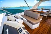 76 ft. 78 Azimut Motor Yacht Boat Rental Miami Image 14