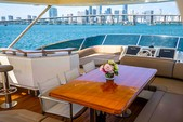 76 ft. 78 Azimut Motor Yacht Boat Rental Miami Image 15