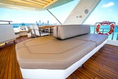76 ft. 78 Azimut Motor Yacht Boat Rental Miami Image 16