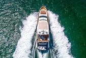 76 ft. 78 Azimut Motor Yacht Boat Rental Miami Image 19