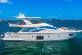 76 ft. 78 Azimut Motor Yacht Boat Rental Miami Image 24