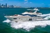 76 ft. 78 Azimut Motor Yacht Boat Rental Miami Image 36